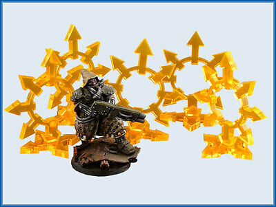 Warhammer 40k Chaos Space Marine Objective Marker x 1