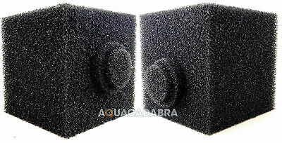 Pre-Filter Foam Centre & Off-Centre Hole Sponge Block Pond Pump Cube Fish Media