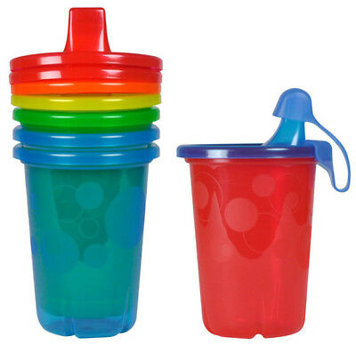 THE FIRST YEARS - Disney Take & Toss Spill-Proof Sippy Cups 10 oz. - 4 Pack