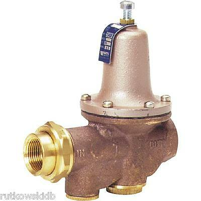 Watts 3/4-Inch Series 25 Water Pressure Reducing Valve