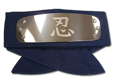 Naruto Shippuden Great Eastern GE-31500 Shinobi Allied Forces Headband Cosplay