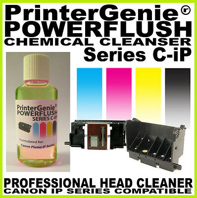 Printhead Cleaner for Canon IP3600  IP4500  Nozzle Cleanse & Streaky Print Fix