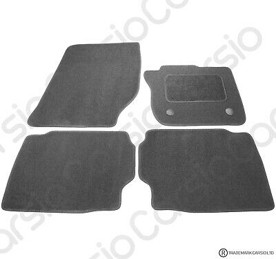 Ford Mondeo 2015 Onwards Fully Tailored Black Car Floor Mats Carpets 4 piece Set