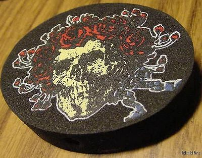 WHOLESALE LOT 12 GRATEFUL DEAD CAR AUTO ANTENNA TOPPERS Bertha skull and roses