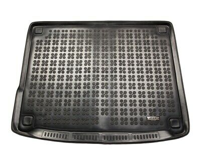 BOOT LINER DOG MAT TRAY TAILORED RUBBER Vw Touareg Facelift since 2014
