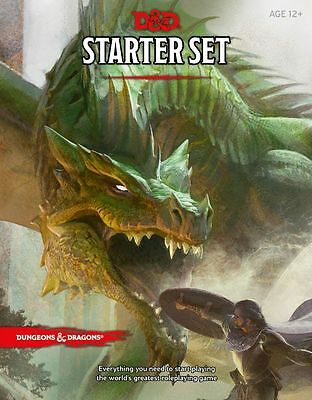 Dungeons and Dragons RPG: Starter Set WOC A92160000