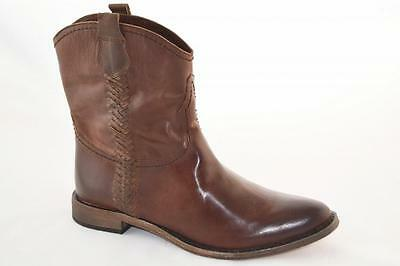 Lucchese Cassie Womens Boots Cherry