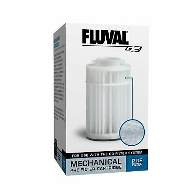 New Fluval G3 External Filter Pre-Filter Cartridge Fish Tank Aquarium