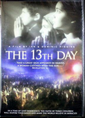 The 13th Day Revelation 12:1 Sister Lucia Santos Our Lady of Fatima NEW DVD
