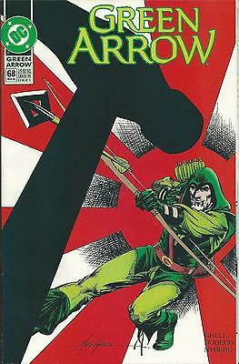 Green Arrow #68 (Dc) (1988 Series)