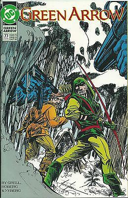 Green Arrow #77 (Dc) (1988 Series)