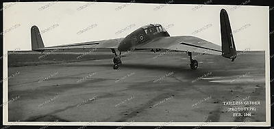 Tailless-Glider-Troops-Transport-WW2-1944-military-airborne-16