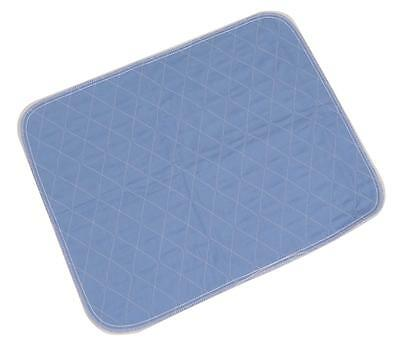 Aidapt Washable Chair or Bed Pad - Blue