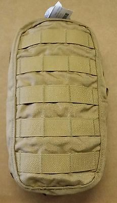 Accessory Side Pouch MOLLE MALICE WHEAT Patriot Performance NWT