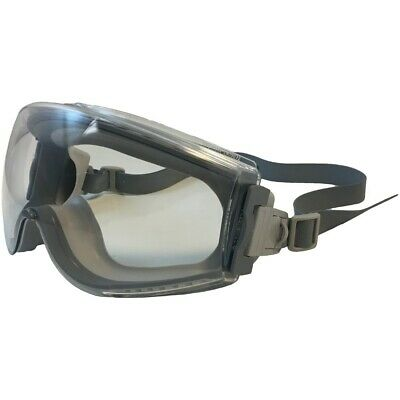 Uvex Stealth Goggles S3960C Clear Lens