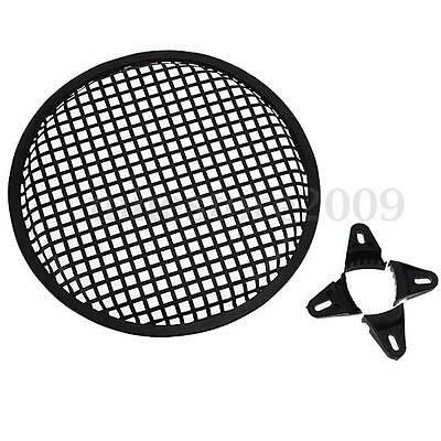 10'' Universal Metal Car Audio Speaker Sub Woofer Grill Cover Guard Protector