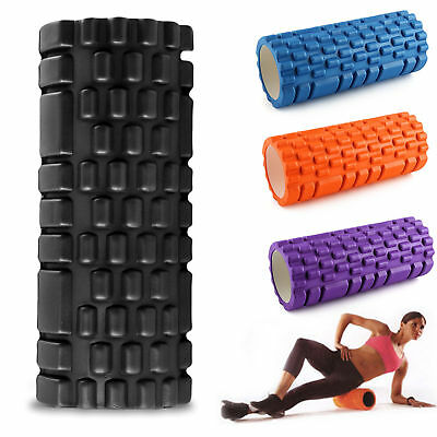 High Density Foam Massage Roller Sports Injury/Physio/Gym/Yoga/Pilates/Exercise