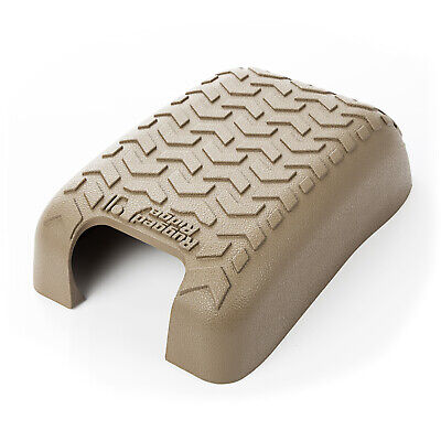 Center Console Cover Tan for Jeep Wrangler JK JKU 11-18 13107.43 Rugged Ridge