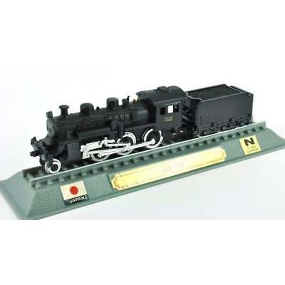 Del Prado JNR C50 12  locomotive wheel arrangement 130 Japan 1929 1:160 N Gauge