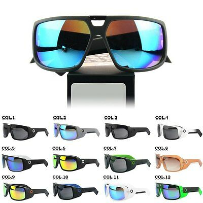 Fashion Mens Womens Outdoor Sports Sunglasses Retro Personalized Eyewear Goggles