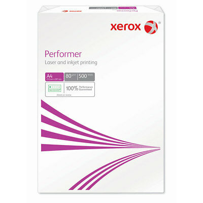 Xerox Performer A4 Copier Paper, Stationery, Brand New
