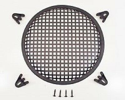 "8"" 8 Inch 10"" 10 Inch 12"" 12 Inch 15"" 15 Inch Autoleads Subwoofer Speaker Grille"