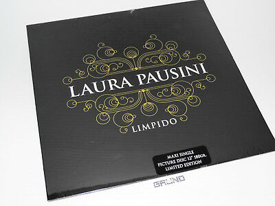 """12"""" Maxi: Laura Pausini - Limpido, Strictly Limited of 1000, NEU & OVP (A8/3)"""