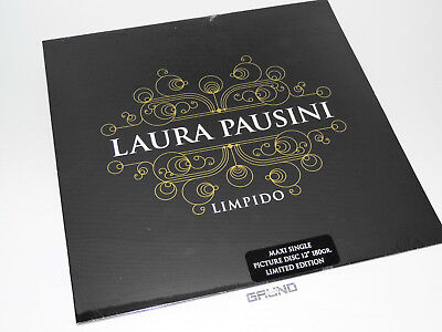 """12"""" Vinyl: Laura Pausini - Limpido, Strictly Limited of 1000, NEU & OVP (A8/3)"""