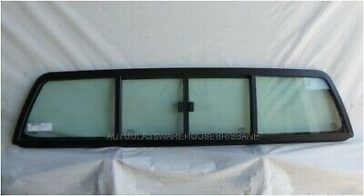 suitable for TOYOTA HILUX ZN210 - 2/4DR UTE 3/2005>8/2015 - REAR SLIDING WINDOW