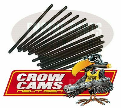 Ford 302 351 Cleveland Solid Cam & Lifters Crow Cams Superduty Pushrods 8.550""