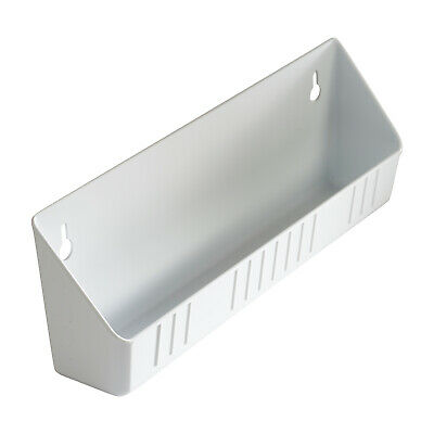 "Rev-A-Shelf 14"" Standard Tip Out Tray, White RV6581-14WH"