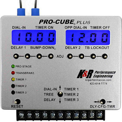 K&R PCT1-P Pro-Cube1 Plus With Single, 4-Stage Timer