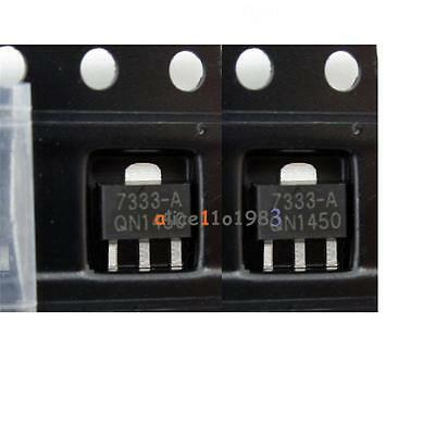 50PCS HT7333-A HT7333 3.3V SOT-89 Low Power Consumption LDO Voltage Regulator