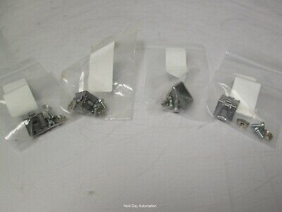 Lot of 4 New Bosch 3 842 523 511 Gusset 20x20 with Fasteners 6mm T-Nuts & Screws