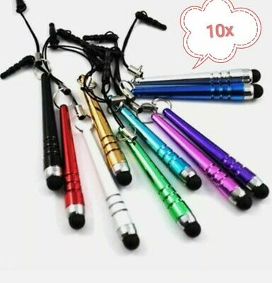 10x Stylus Touch Pen für Screen Stift Tablet Ipad Handy HTC SAMSUNG IPHONE - Z2