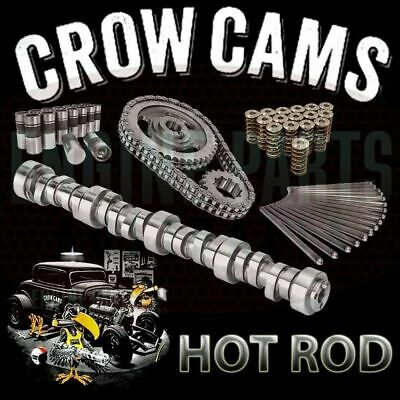 Ford 302 351 Cleveland V8 Crow Cams Tough Idle Hot Rod / Street Car Camshaft Kit