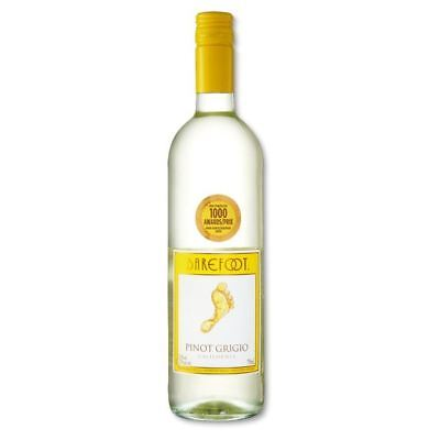 Barefoot Pinot Grigio 75cl (Single Bottle)
