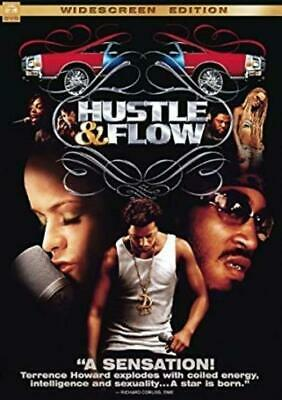 Hustle & Flow (DVD, 2013) NEW