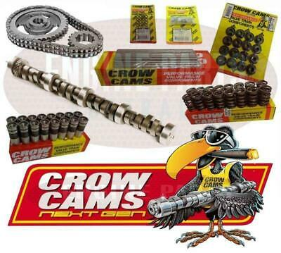 5761/K502 Crow Cam Valve Train kit for Holden V8 253 308 Red Blue Black Street