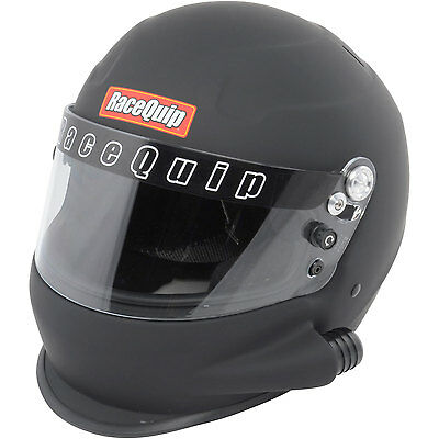 RaceQuip 293992 PRO15 Side Air Helmet SA2015 Approved Small