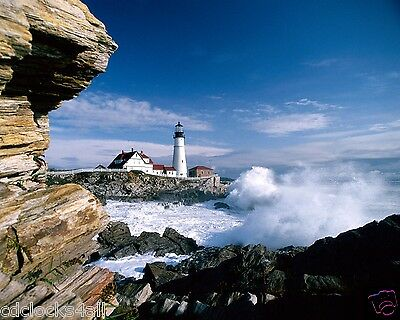 Lighthouse 8 x 10 / 8x10 GLOSSY Photo Picture IMAGE #13
