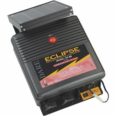 40-Acre Dare Eclipse Solar Electric Fence Charger