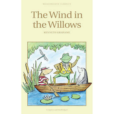 The Wind In The Willows by Kenneth Grahame (Paperback), Children's Books, New