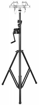 Trusst CTCS30 3m Adjustable Height All-Metal Construction Crank Up Tripod Stand