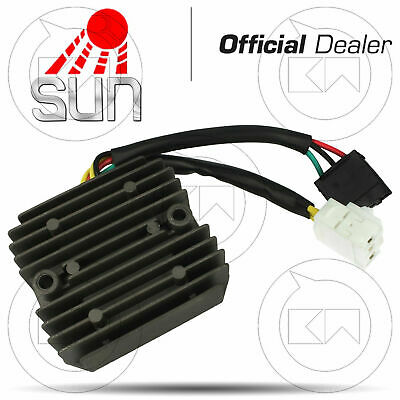REGOLATORE DI TENSIONE ORIGINALE SUN MADE IN JAPAN PER HONDA SH 125 ie 2007 2008
