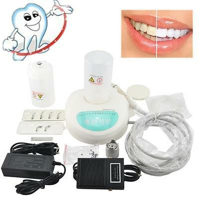 Neu Dental Piezo Ultrasonic Scaler Self Contained Water Touchtone Charger Tips