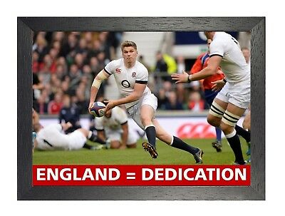 England Rugby 1 Photo Inspirational Motivation Quote Picture Sports Poster