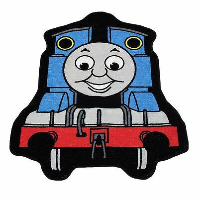 Thomas The Tank Engine & Friends 'Express' Shaped Bedroom Floor Rug, 84cm x 67cm