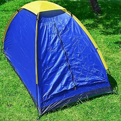 2 Man Person Berth Camping Festival Beach Hiking Outdoor Lightweight Dome Tent