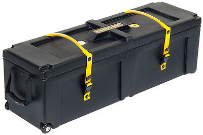 "Hardcase HN40W 40"" Drum Equipment Hardware Case"